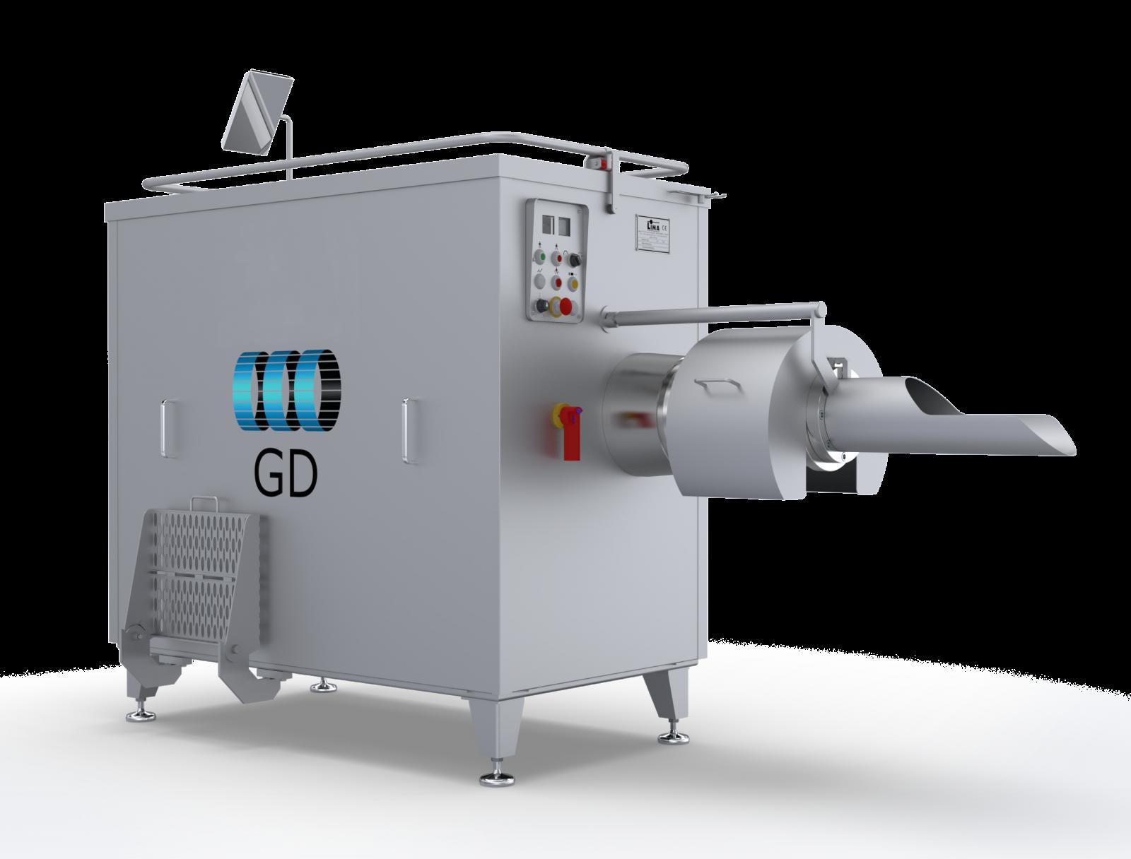 Moledoras-Desnervadoras gama GD & GDM AVES