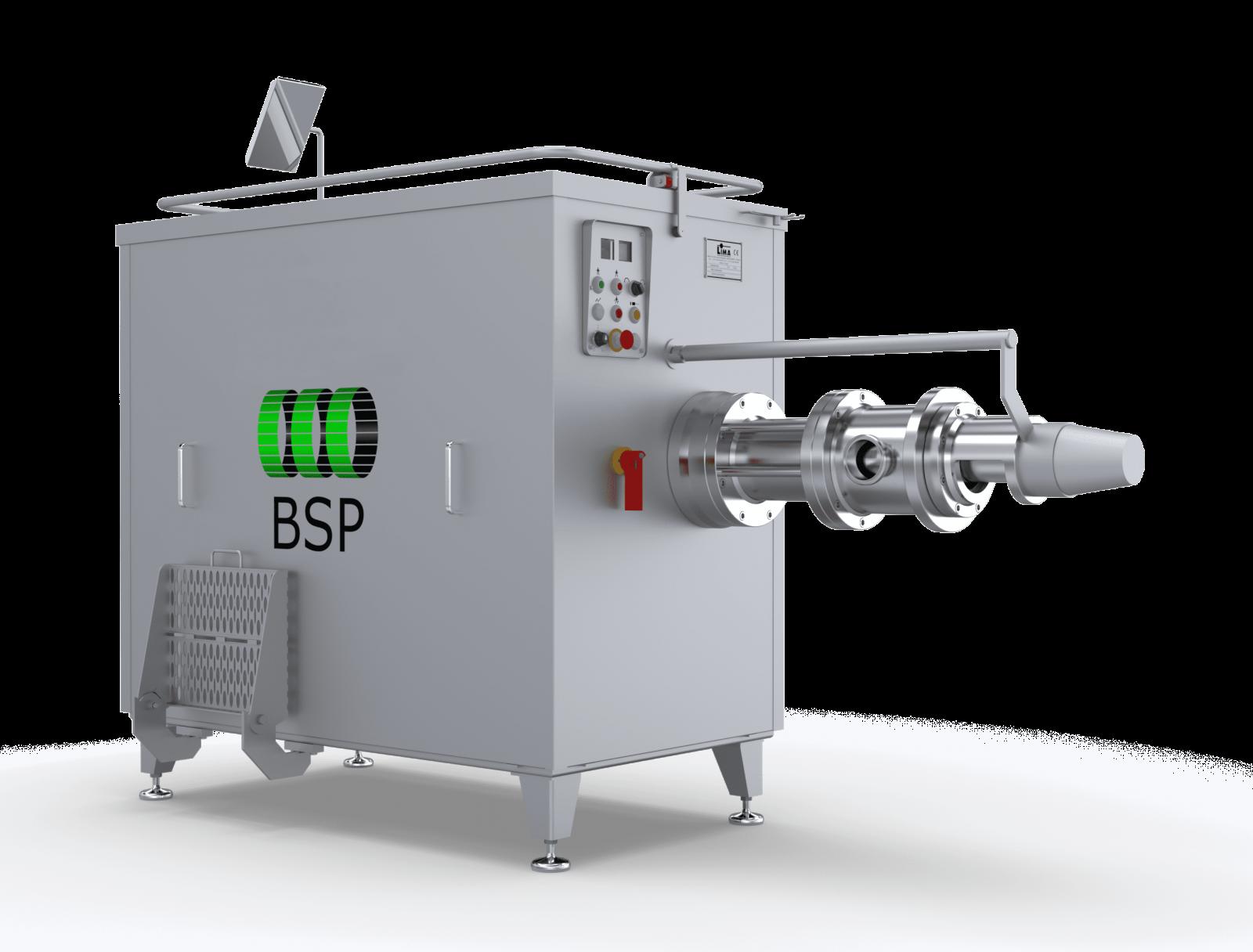 Separadoras carne de vacuno-hueso gama BSP & BSPM