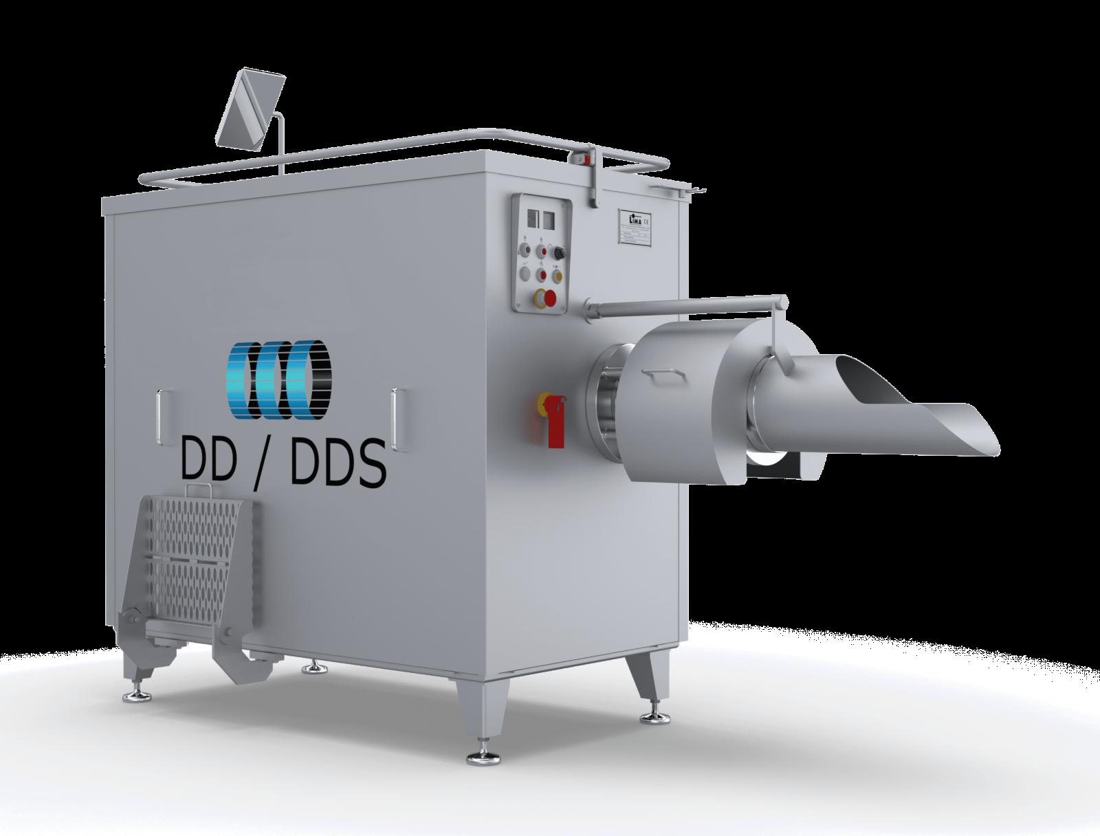 Entbeiner/Entsehner DD/DDS & DDM/DDSM Baureihe